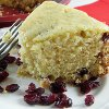 Slow Cooker Cranberry Orange Bread