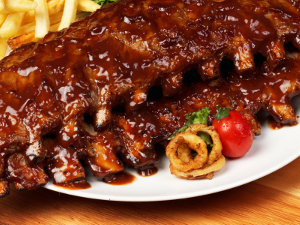 Slow Cooker Pork Ribs