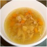 Simple Leftover Turkey Soup
