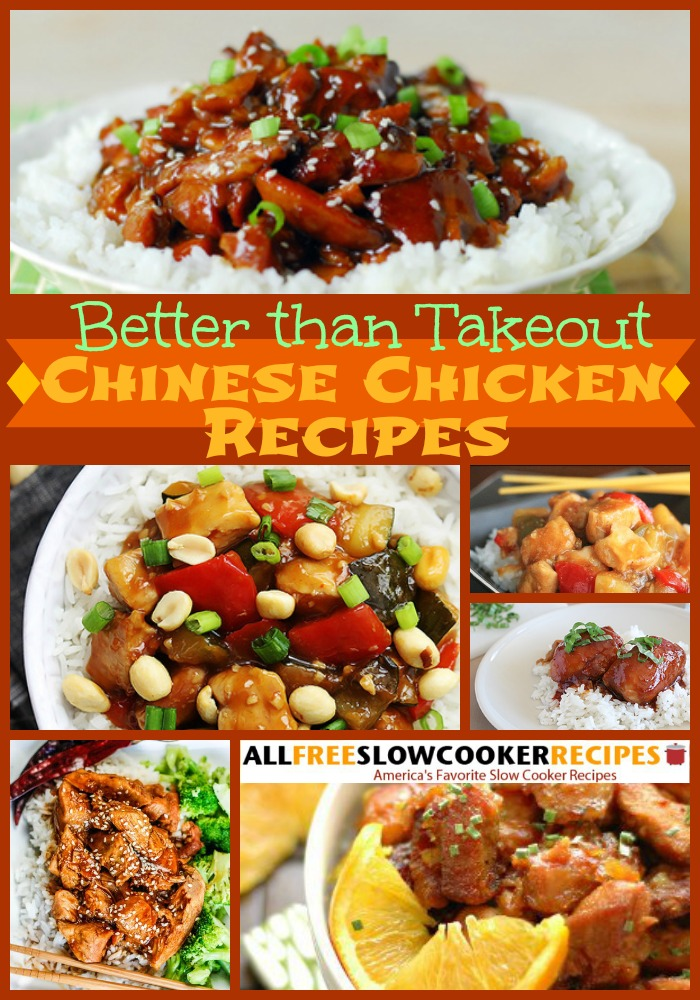 Slow Cooker Chinese Food Recipes