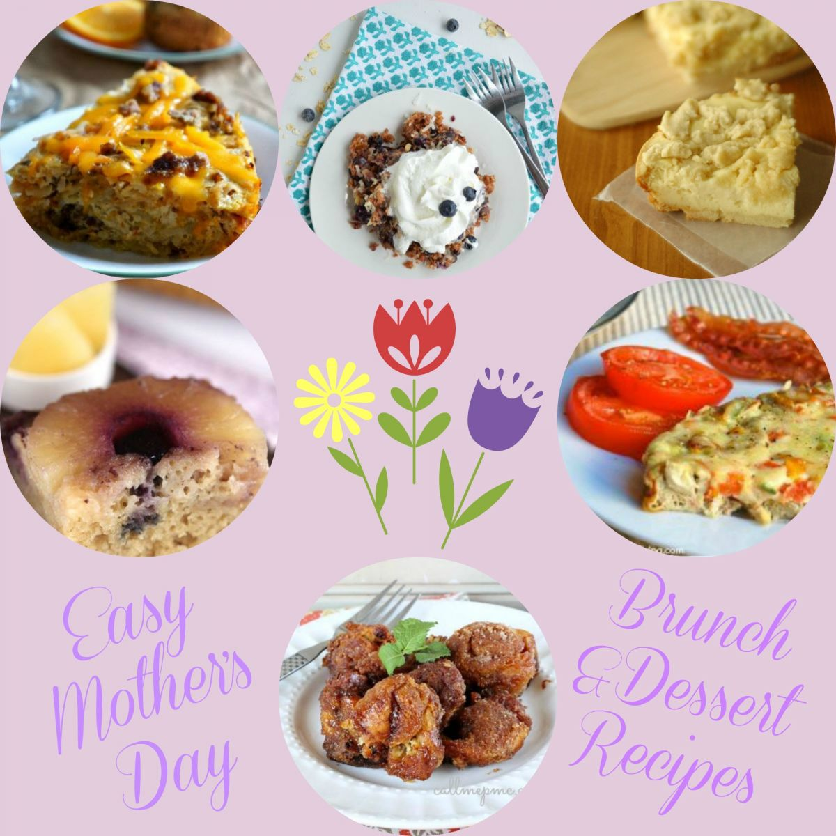 Easy Mother's Day Brunch Recipes
