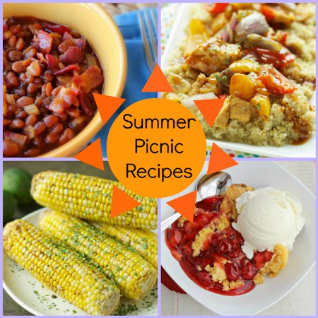 23 Recipes for A Summer Picnic